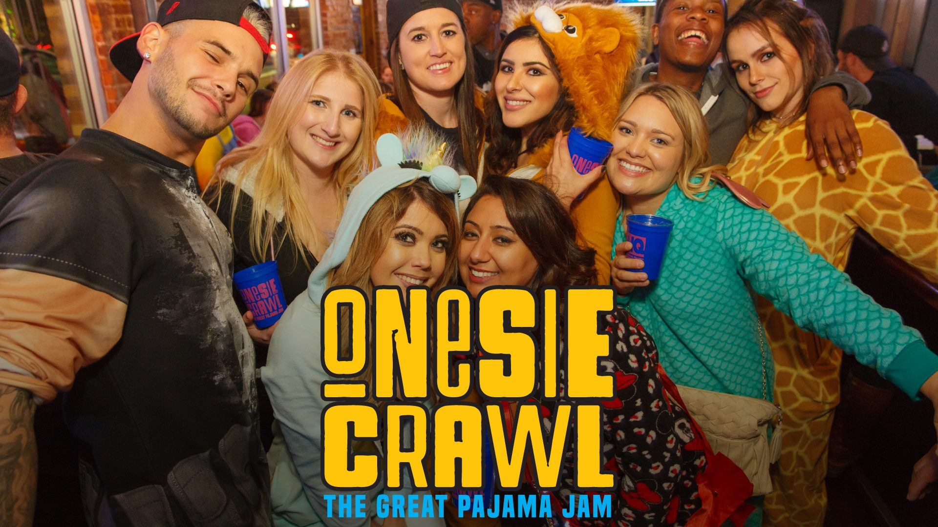 Reno Events February 2020.Reno Onesie Crawl 2020 Virginia St Brewhouse